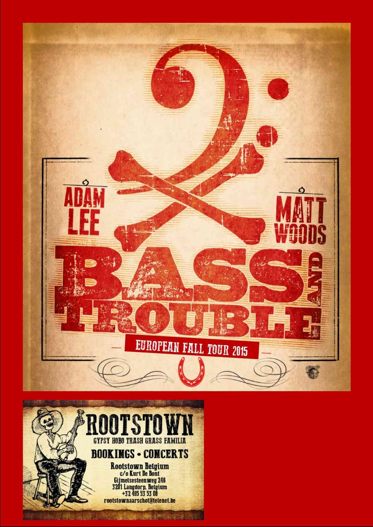 Bass And Trouble (USA)