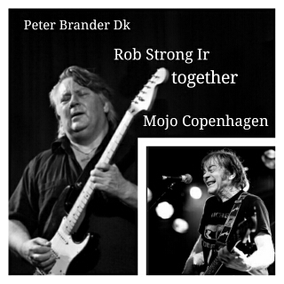 Peter Brander & Rob Strong Band (DK/IRL)