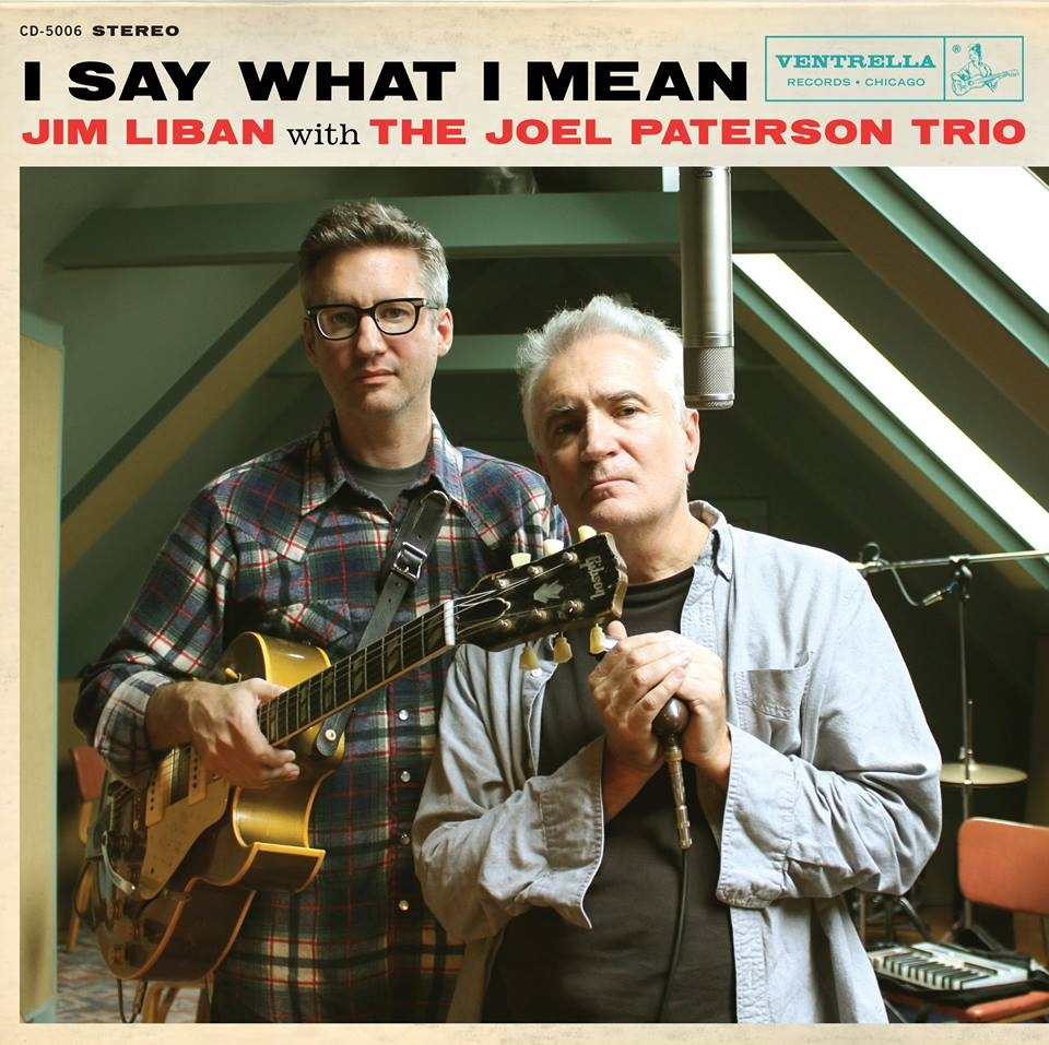Jim Liban & Joel Paterson Trio