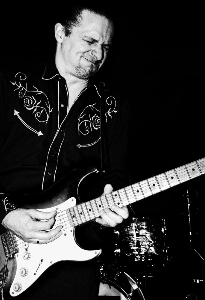 Kai Strauss & The Electric Blues Allstars