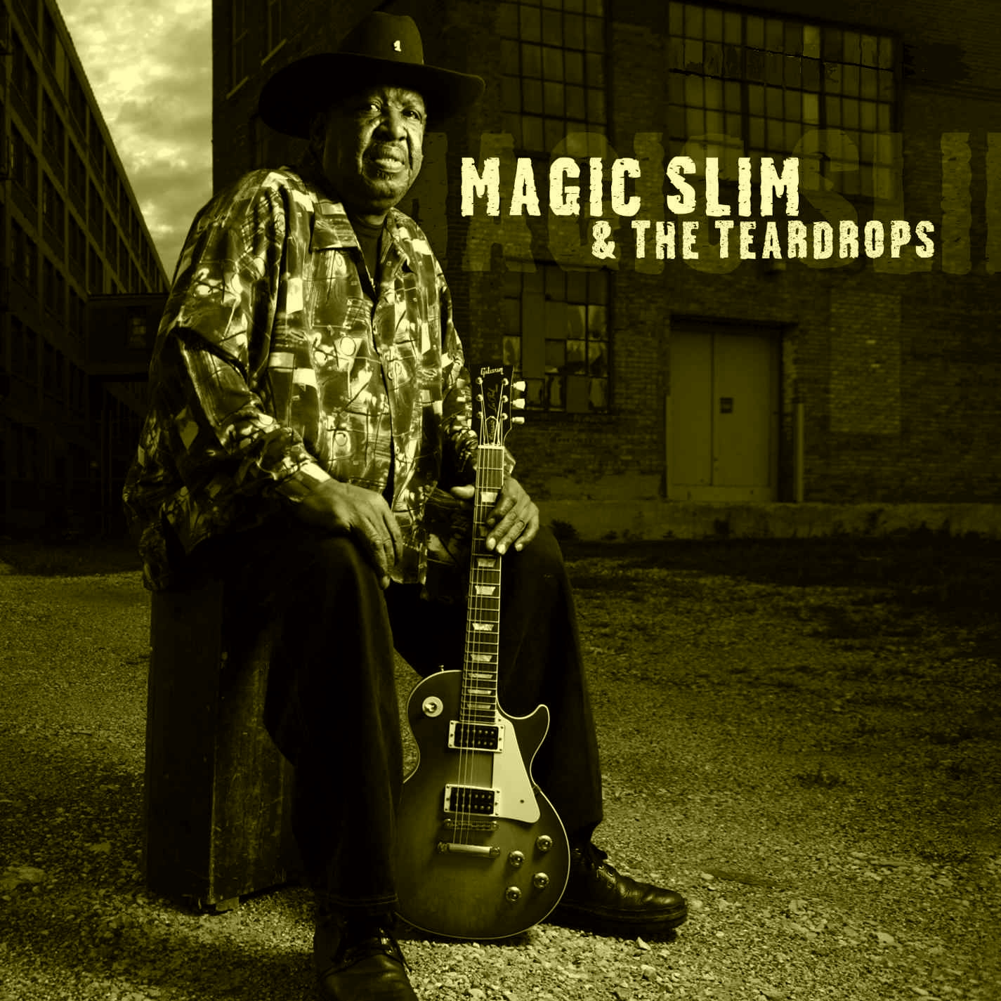 Magic Slim & the Teardrops (USA)