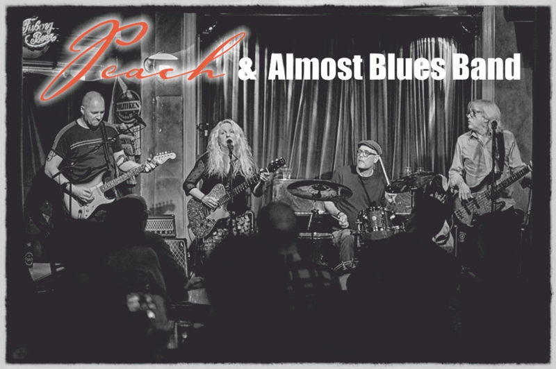 Peach & Almost Blues Band