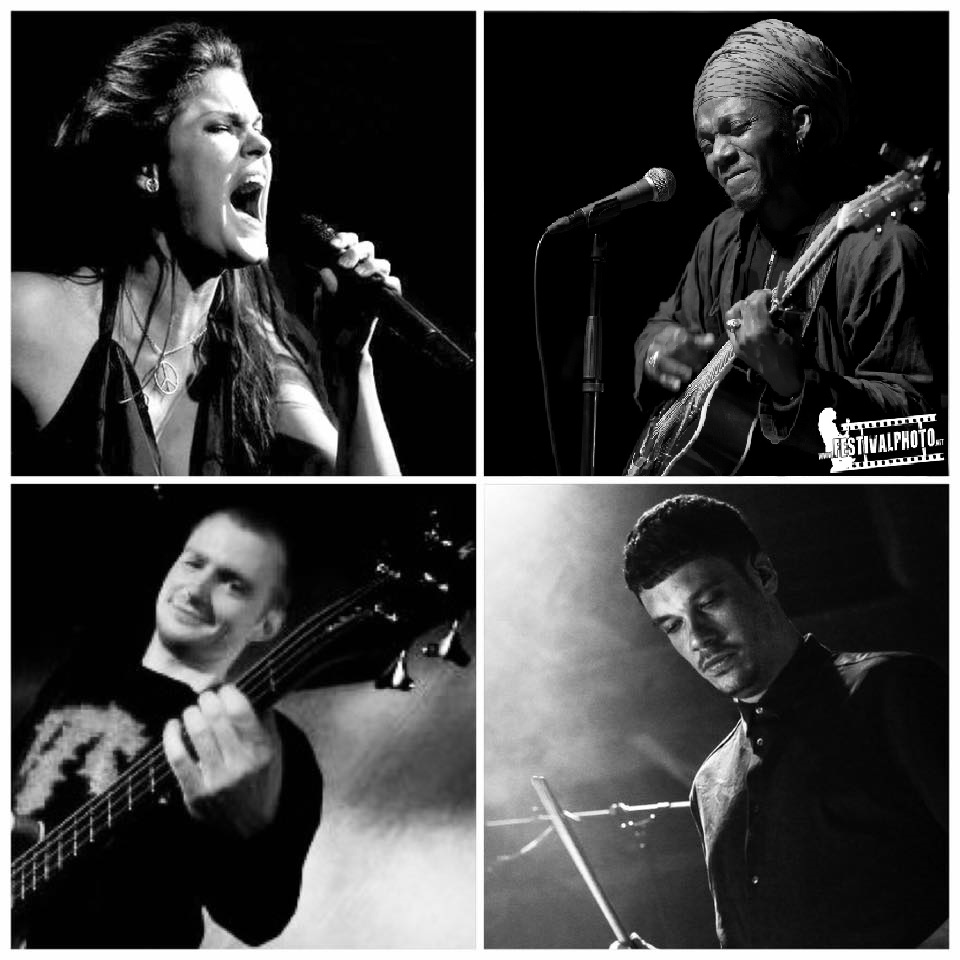 Sahra da Silva Blues Quartet