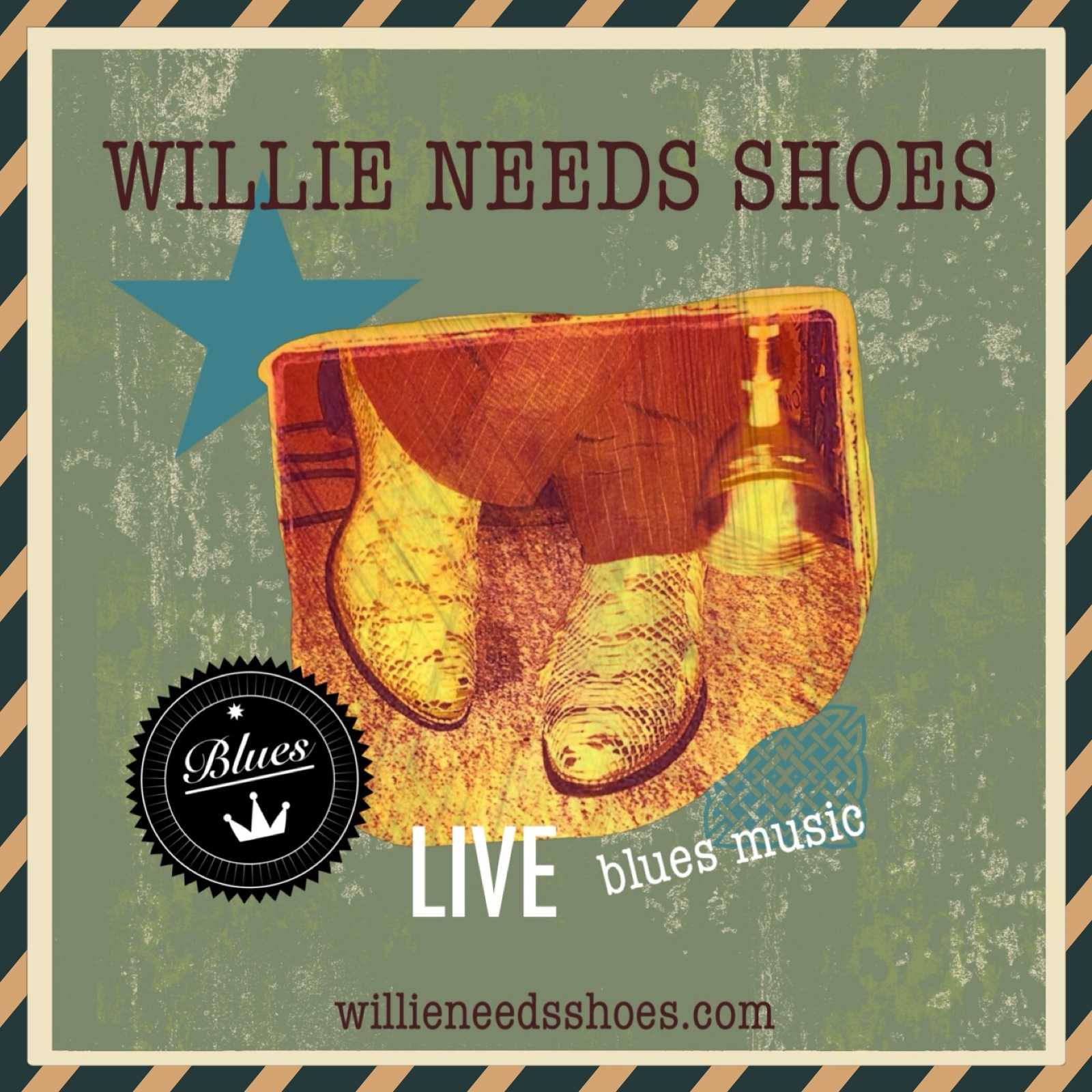 Willie Needs Shoes