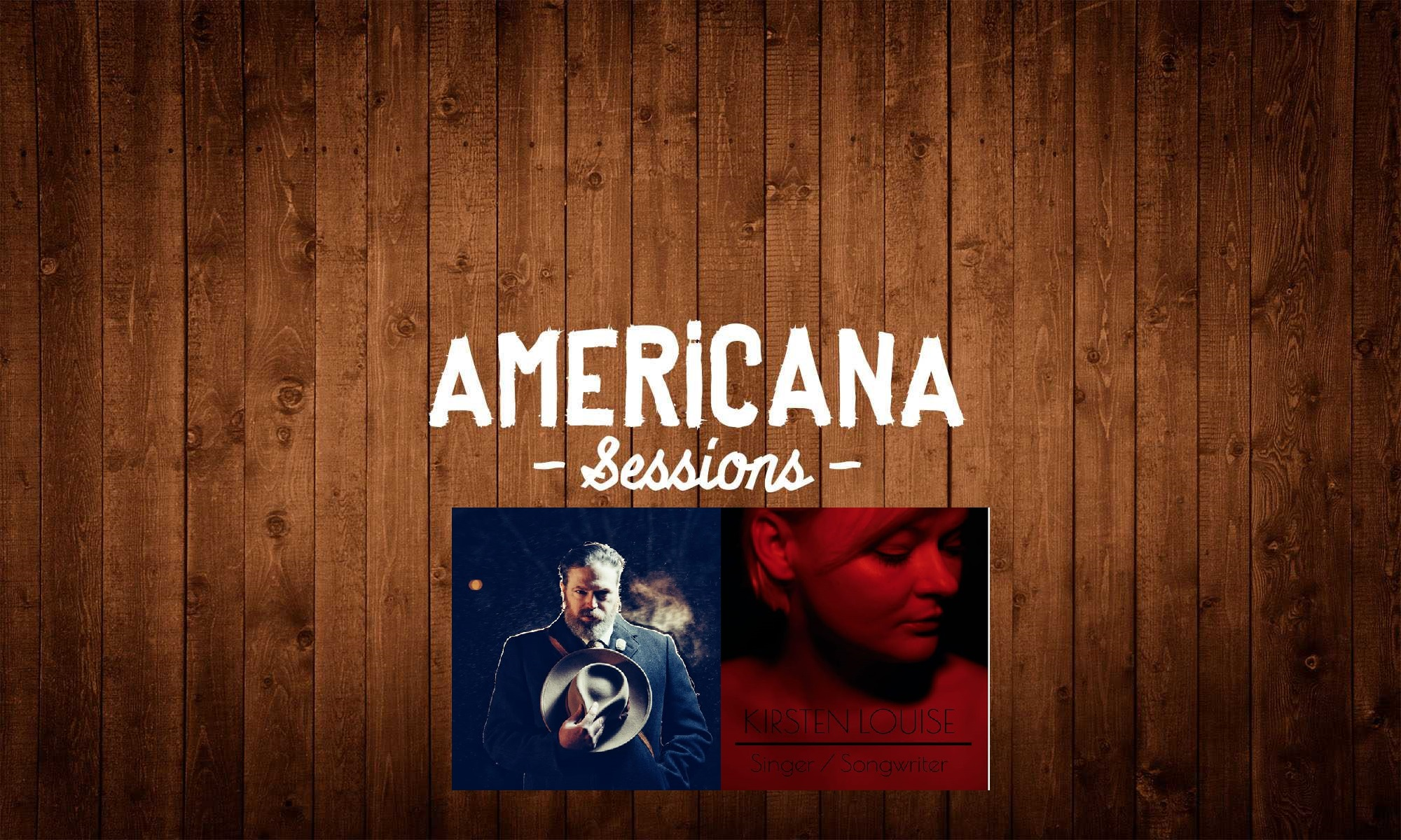 Americana Sessions Ved Kirsten Louise Feat. Seven Foot Frank