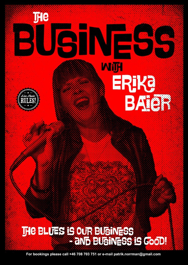 Erika Baier & the Business